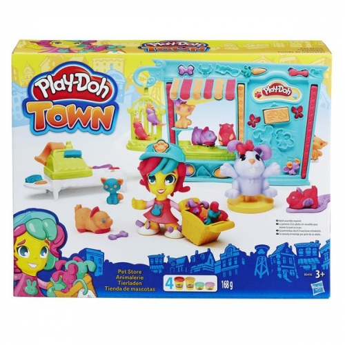Игровой набор Play-Doh Город