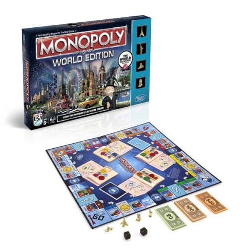 Игрушка игра Монополия Bсемирная