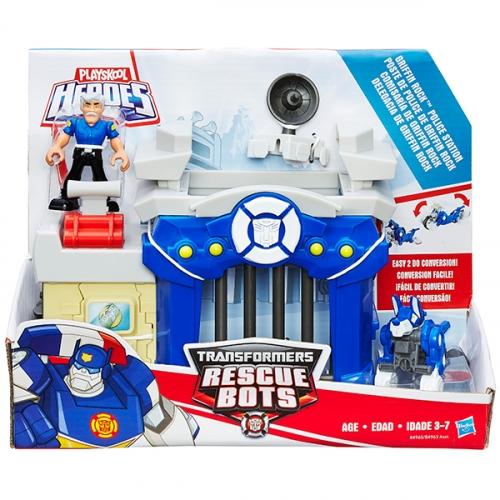 Игровой набор Hasbro Transformers Спасатели