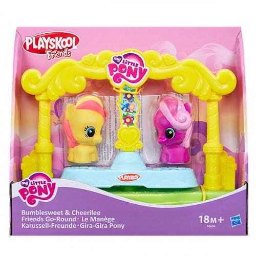 Игрушка MLP карусель для пони-малышек
