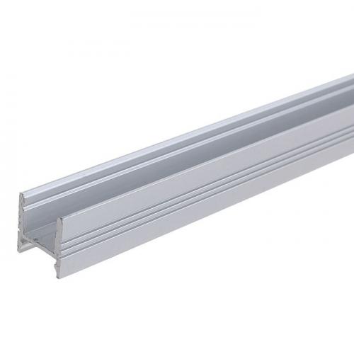 Профиль ЛПС-17 алюминиевый анодированный 16*17*2000 серебро