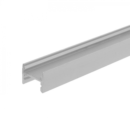 Профиль ЛПС-12 алюминиевый анодированный 16*12*2000 серебро
