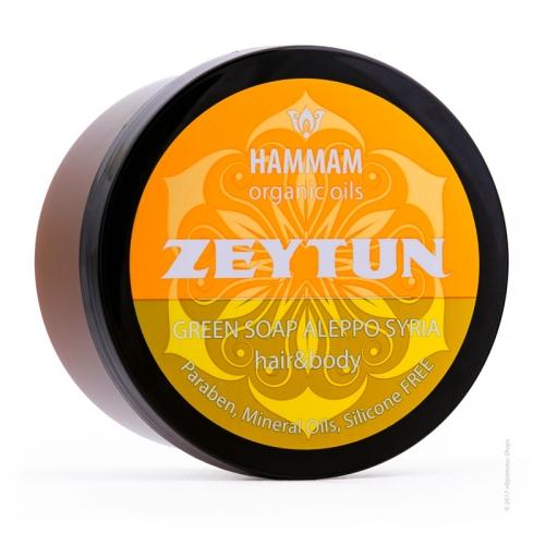 Густое алеппское мыло Zeytun