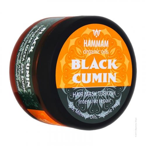 Турецкая маска для волос Black Cumin восстановление и блеск