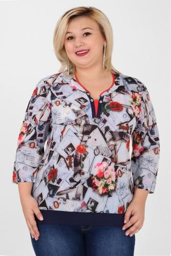 СИМАН 4954 Блуза