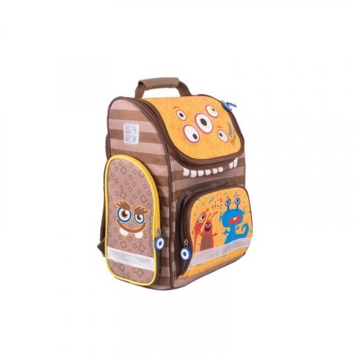 Школьный рюкзак Монстрик Васек