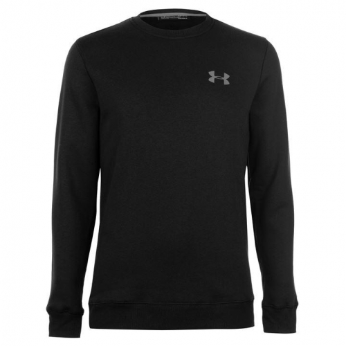 Rival Fitted Crew Sweater Mens