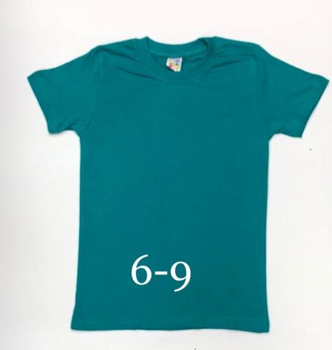 Однотонные футболки 6-9 (3)