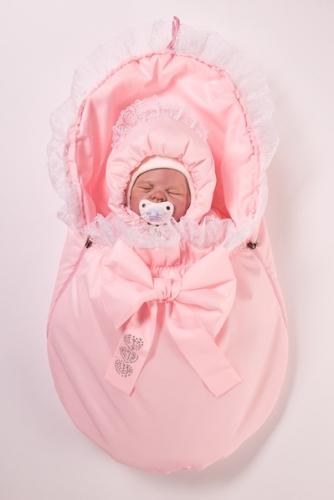 Комплект Карамель  Расцветка: Нежно-розовый
