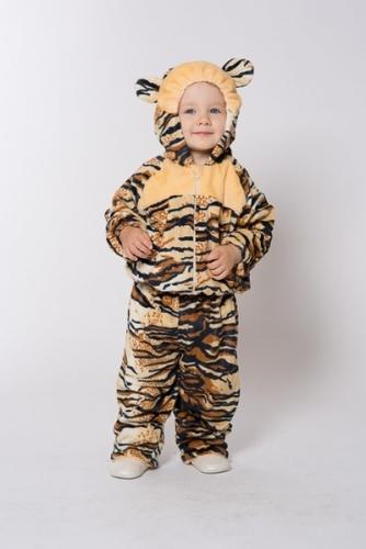 Костюм Ушастик  Расцветка: Тигр