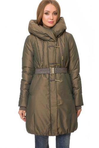 Пальто утепленное #67235