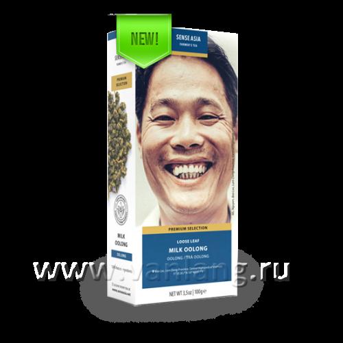 06.616 Чай Sense Asia Vietnam Молочный УЛУН, 100 г
