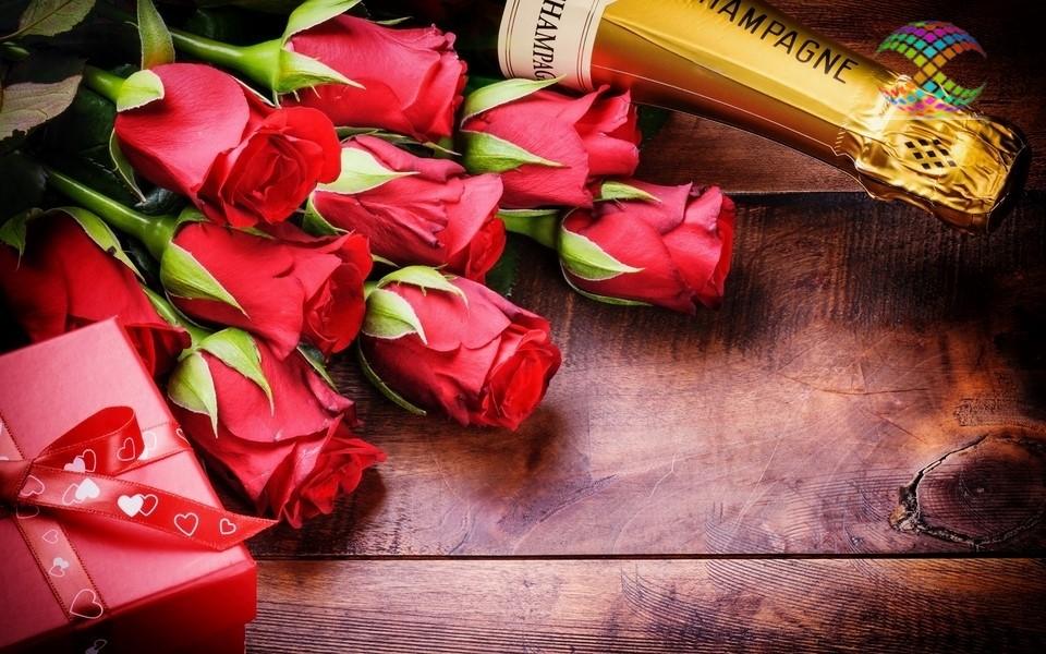 Картинки, с днем рождения открытка фото розы