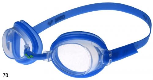 Очки для плавания BUBBLE 3 JR blue (20-21)