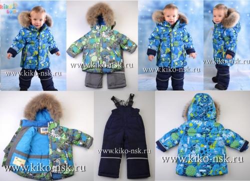 (74) 4603 Костюм для мальчика зимний