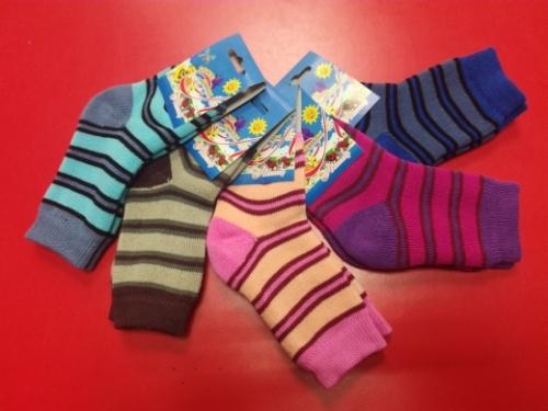 Носки дет. махровые