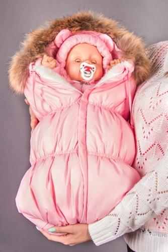 Комплект Крошка Енот  Расцветка: Розовый