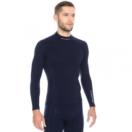 EXTREME WOOL мужская блуза длинный рукав