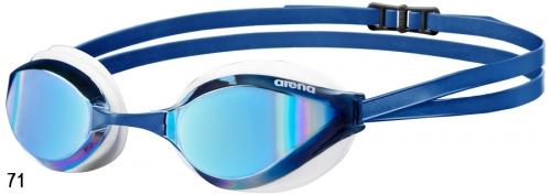 Очки для плавания PYTHON MIRROR blue mirror/white (20)