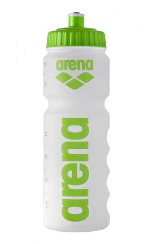 Фляга питьевая ARENA WATER BOTTLE clear-green (20)