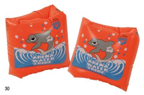 Нарукавники для плавания ROLL-UP ARMBAND nectarine (19-20)