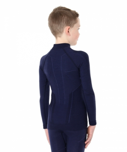 ACTIVE WOOL блуза подростковая мальчик