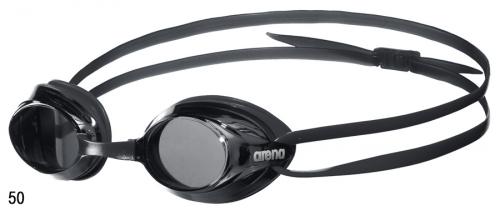 Очки для плавания DRIVE 3 black-smoke (20)