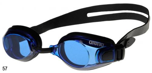 Очки для плавания ZOOM X-FIT black/blue/black (20-21)