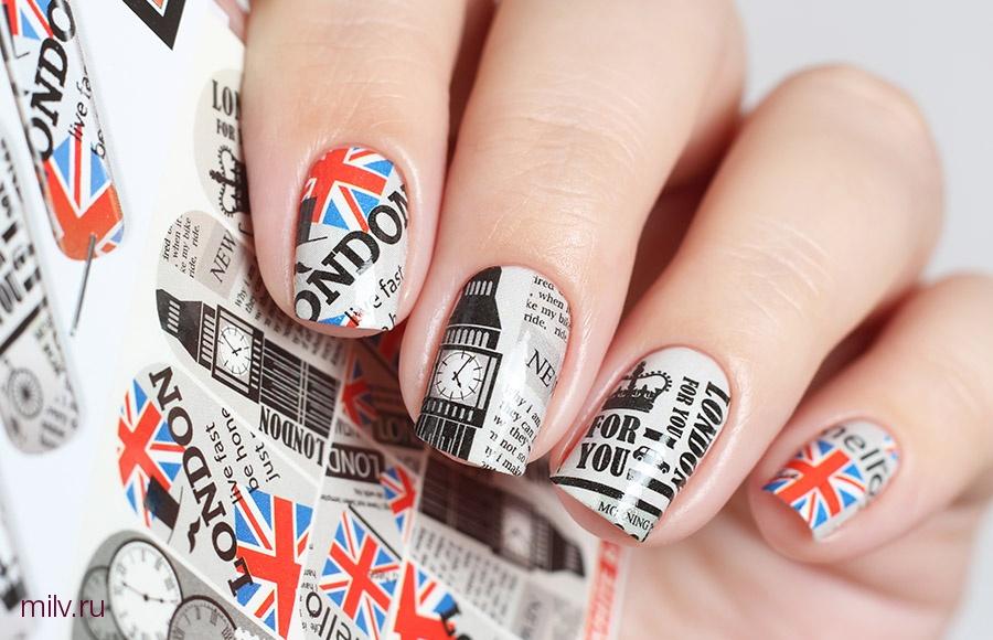 уровень профессионализма ногтях нарисован лондон фото правильно проводить