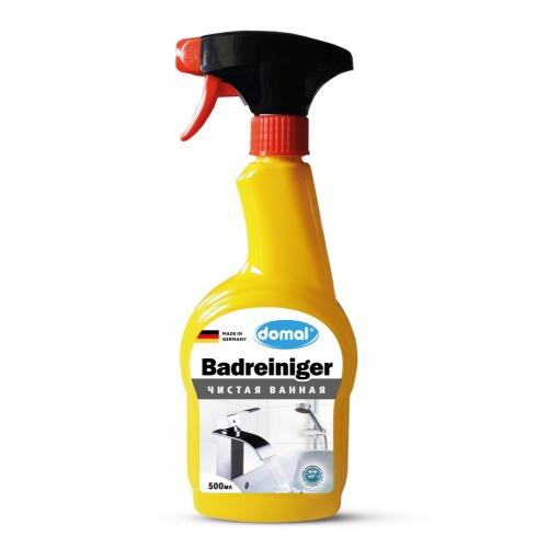 Domal чистящее средство с триггером для ванн,арматуры и плитки против известкового налета