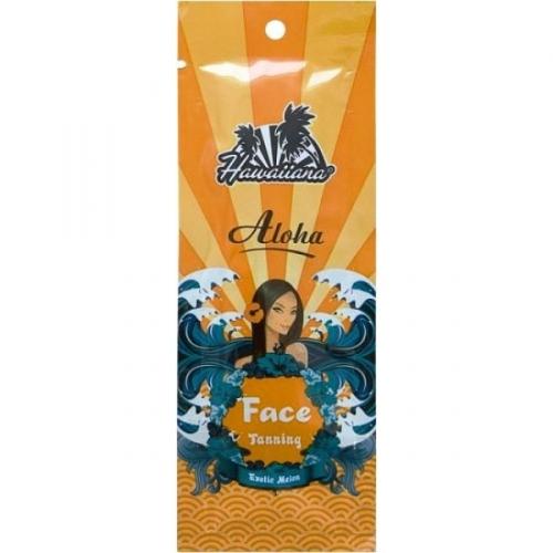 Aloha Face Tanning Exotic Melon  Крем для загара лица, шеи и декольте с аром.дыни  (5мл)