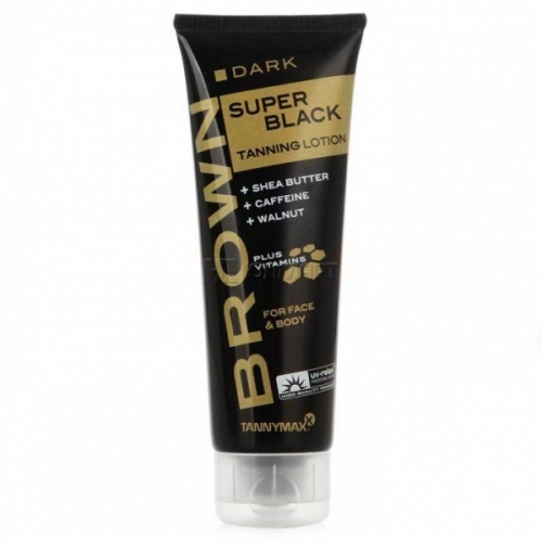 Brown Super Black Tanning Lotion 125 мл