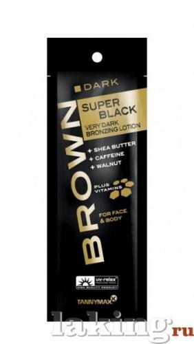 Brown Super Black Very Dark Bronzing 15 мл
