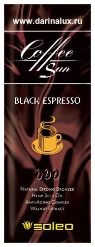 Soleo COFFEE SUN Black Espresso 15 мл