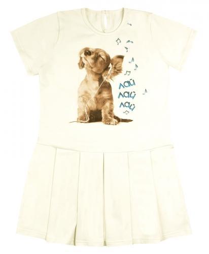 [488084]Платье для девочки ДПК433804