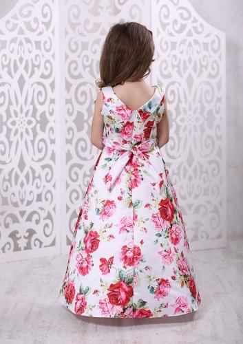 Платье Роза А 17-5 розы