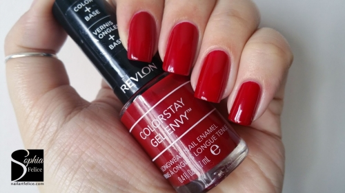R**ev**lon Гель-лак Для Ногтей Color**stay Gel   Queen of hearts 600