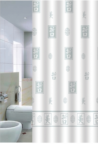 Hieroglyph Штора для ванной