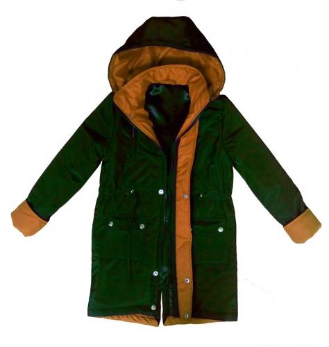 Куртка - парка осень-весна