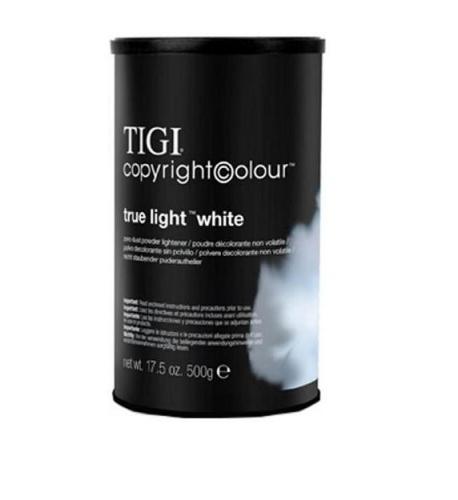 Обесцвечивающий порошок TIGI copyright©olour TRUE LIGHT WHITE 500 гр