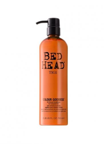 Bed Head Colour Goddess Кондиционер для окрашенных волос 750 мл