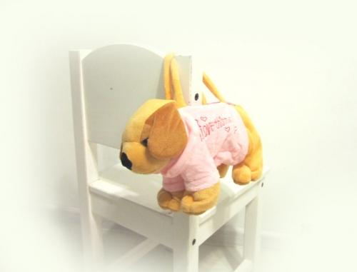 Сумочка собачка в кофточке