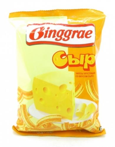 Чипсы Сыр