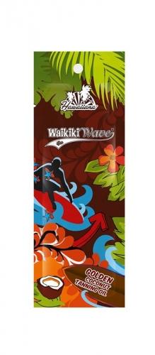 Hawaiiana Waikiki Wave Golden Coconut Dark Tanning Oil (15 мл)