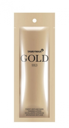 Tannymaxx Gold 999,9 Finest Anti Age Tanning Lotion (15мл)