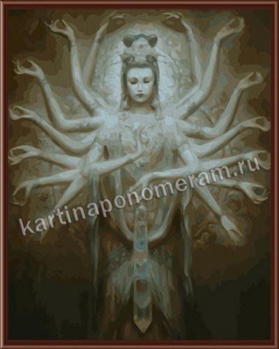 Шакти, богиня любви