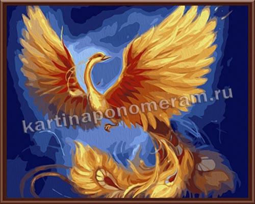 Птица - феникс (поступление к 23 сентября)
