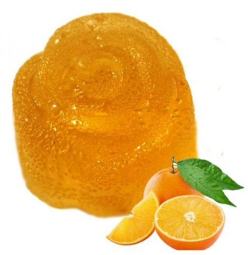 Мармелад желейный: Ассорти цитрусовый (апельсин, грейпфрут, лайм, лимон)