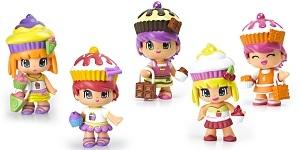 Игровой набор Пинипон - веселые пирожные