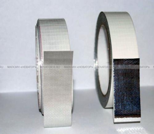 Лента герметизирующая 38 мм на сотовый ПК